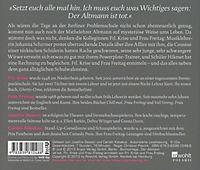 Der Altmann ist tot, 6 Audio-CDs - Produktdetailbild 1