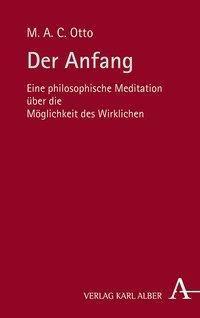 Der Anfang - Maria Otto pdf epub