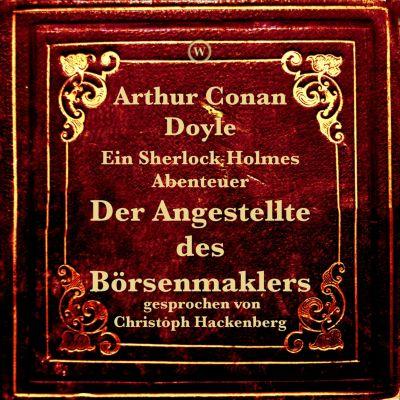 Der Angestellte des Börsenmaklers, Arthur Conan Doyle
