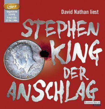 Der Anschlag, 4 MP3-CDs - Stephen King |