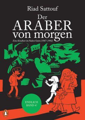 Der Araber von morgen - Eine Kindheit im Nahen Osten (1987-1992) - Riad Sattouf |