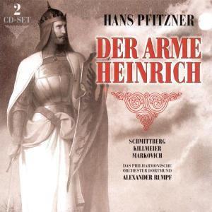Der Arme Heinrich (Ga), Philh.Orch.Dortmund, Rumpf