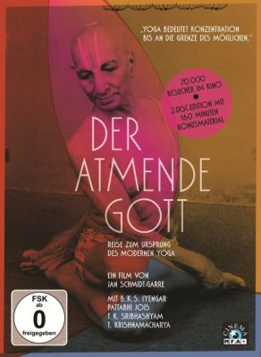 Der atmende Gott, Jan Schmidt-Garre