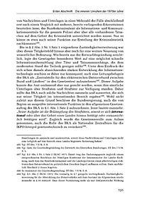 Der Aufgabenwandel des Bundeskriminalamtes - Produktdetailbild 1