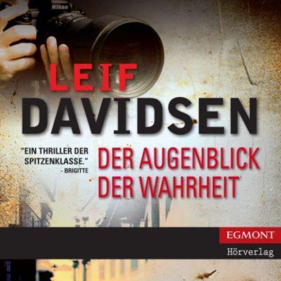 Der Augenblick der Wahrheit, Leif Davidsen