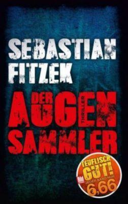 Der Augensammler, Sebastian Fitzek