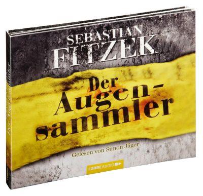 Der Augensammler, Hörbuch, Sebastian Fitzek