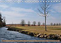 Der Augsburger Stadtwald - Ein Paradies für Naturfreunde (Tischkalender 2019 DIN A5 quer) - Produktdetailbild 3