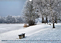 Der Augsburger Stadtwald - Ein Paradies für Naturfreunde (Wandkalender 2019 DIN A3 quer) - Produktdetailbild 2