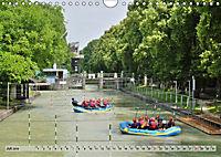 Der Augsburger Stadtwald - Ein Paradies für Naturfreunde (Wandkalender 2019 DIN A4 quer) - Produktdetailbild 7
