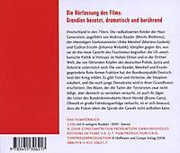 Der Baader Meinhof Komplex, Das Filmhörbuch, 2 Audio-CDs - Produktdetailbild 1