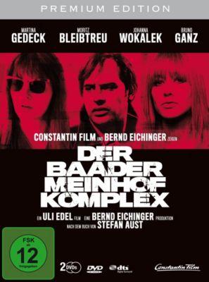 Der Baader Meinhof Komplex - Premium Edition, Stefan Aust