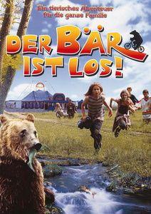 Der Bär ist los!, DVD, Jochen Bitzer, Christoph Stark, Dana Vávrová
