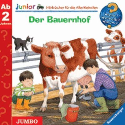 Der Bauernhof, 1 Audio-CD, Wieso? Weshalb? Warum?, Junior, Elskis