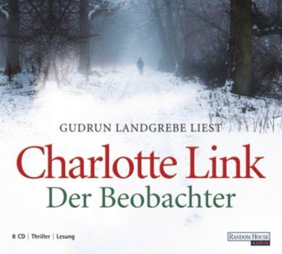 Der Beobachter, Hörbuch - Charlotte Link |