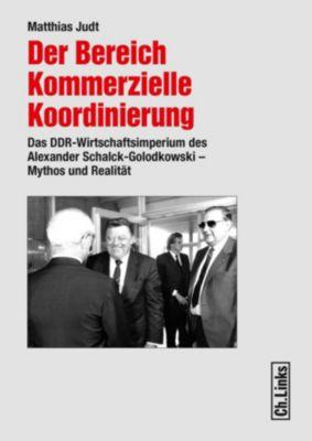 Der Bereich Kommerzielle Koordinierung, Matthias Judt