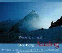 Der Berg Analog, René Daumal