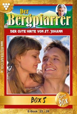 Der Bergpfarrer Box: Der Bergpfarrer Jubiläumsbox 5 – Heimatroman, TONI WAIDACHER