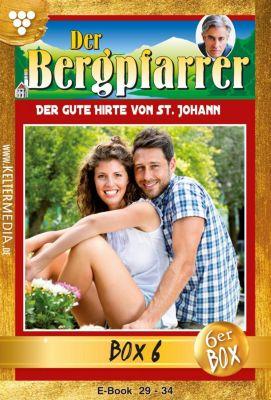 Der Bergpfarrer Box: Der Bergpfarrer Jubiläumsbox 6 - Heimatroman, TONI WAIDACHER