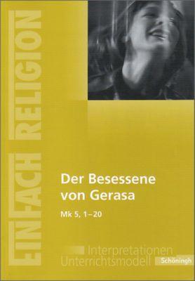 Der Besessene von Gerasa (Mk 5, 1 - 20), Ulrike Gers, Volker Garske