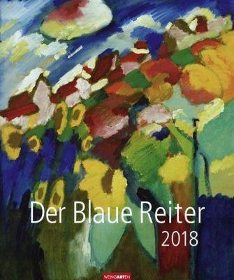 Der Blaue Reiter 2018, Wassily Kandinsky, August Macke