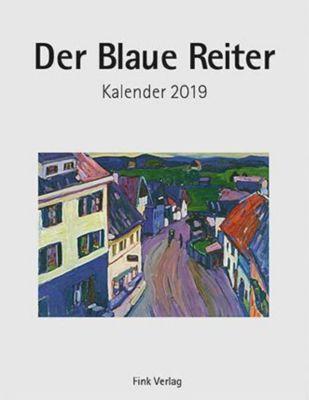 Der Blaue Reiter 2019