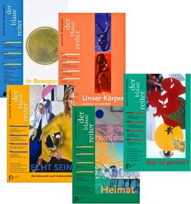der blaue reiter - Paket 1, 5 Bände