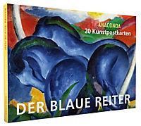 Der Blaue Reiter, Postkartenbuch - Produktdetailbild 1