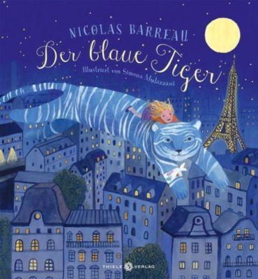 Der blaue Tiger, Nicolas Barreau