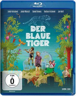 Der blaue Tiger, Tereza Horváthová, Petr Oukropec
