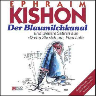 Der Blaumilchkanal, 1 CD-Audio, Ephraim Kishon