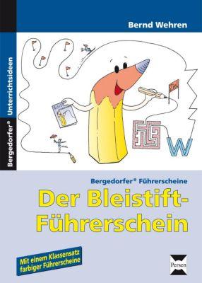 Der Bleistift-Führerschein - Bernd Wehren |