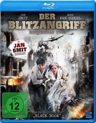 Der Blitzangriff – Rotterdam 1940, Ate de Jong, Paul Ruven