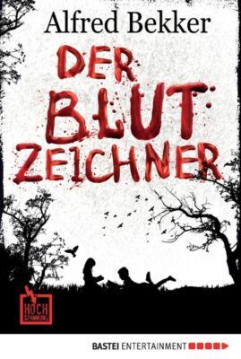 Der Blutzeichner, Alfred Bekker