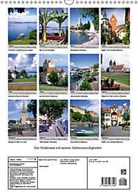 Der Bodensee mit seinen Sehenswürdigkeiten (Wandkalender 2019 DIN A3 hoch) - Produktdetailbild 13