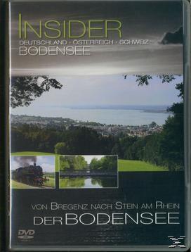 Der Bodensee, von Bregenz nach Stein am Rhein, DVD