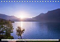 Der Brienzersee - Im Herzen des Berner OberlandesCH-Version (Tischkalender 2019 DIN A5 quer) - Produktdetailbild 1