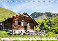 Der Brienzersee - Im Herzen des Berner OberlandesCH-Version (Tischkalender 2019 DIN A5 quer) - Produktdetailbild 3