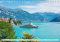 Der Brienzersee - Im Herzen des Berner OberlandesCH-Version (Tischkalender 2019 DIN A5 quer) - Produktdetailbild 6
