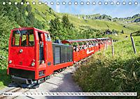 Der Brienzersee - Im Herzen des Berner OberlandesCH-Version (Tischkalender 2019 DIN A5 quer) - Produktdetailbild 5