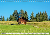 Der Brienzersee - Im Herzen des Berner OberlandesCH-Version (Tischkalender 2019 DIN A5 quer) - Produktdetailbild 8