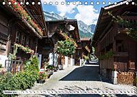 Der Brienzersee - Im Herzen des Berner OberlandesCH-Version (Tischkalender 2019 DIN A5 quer) - Produktdetailbild 10