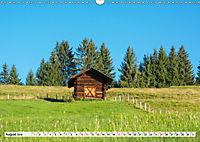 Der Brienzersee - Im Herzen des Berner OberlandesCH-Version (Wandkalender 2019 DIN A3 quer) - Produktdetailbild 8