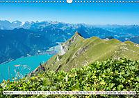 Der Brienzersee - Im Herzen des Berner OberlandesCH-Version (Wandkalender 2019 DIN A3 quer) - Produktdetailbild 4