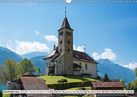 Der Brienzersee - Im Herzen des Berner OberlandesCH-Version (Wandkalender 2019 DIN A3 quer) - Produktdetailbild 12