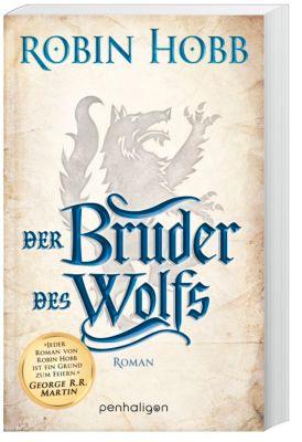 Der Bruder des Wolfs, Robin Hobb