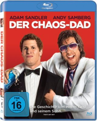 Der Chaos-Dad, David Caspe