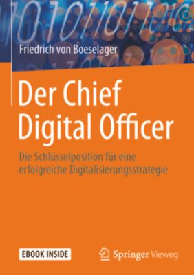 Der Chief Digital Officer, Friedrich von Boeselager