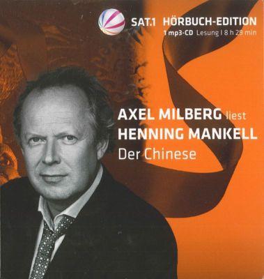 Der Chinese, 1 MP3-CD, Henning Mankell