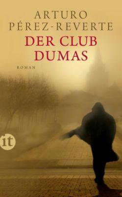 Der Club Dumas - Arturo Pérez-Reverte |